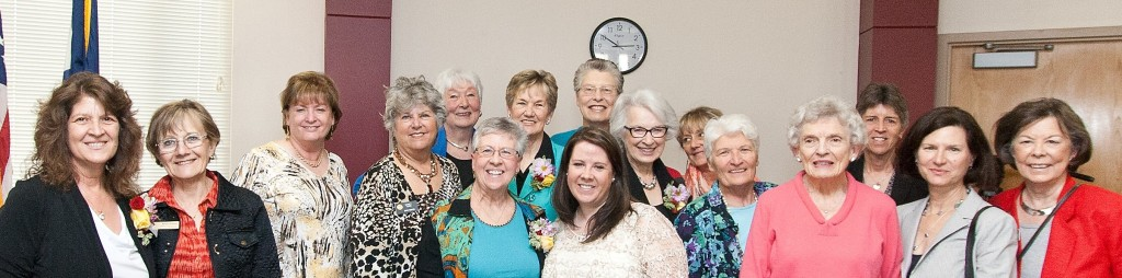 Terry Campbell Caron, Nancy Jackson, Jane McGrath, Nancy Todd, Linda Berry, Sue Bodis, Alice Lee Main, Chrissy Bodis Schilken,Cheryl Wilderman, Peggy Kerns, Margee Cannon, Ingrid Lindemann, Ruth Fountain, Betsy Oudenhoven, Laura Noe, Su Ryden