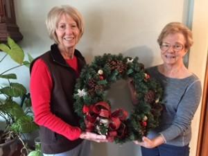 Jeannine Villars and Judy DeTar